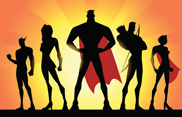 Superheroes4