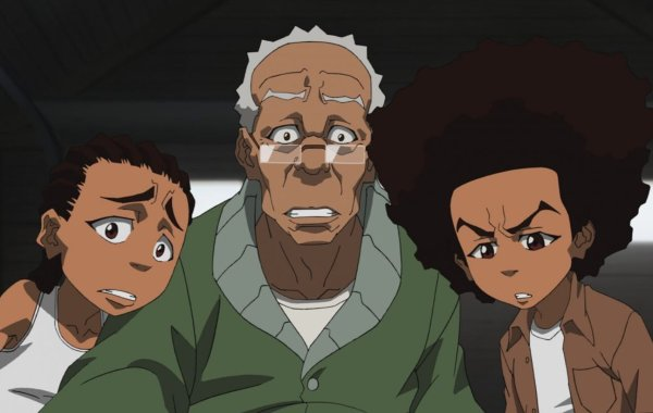 the boondocks revival confirmed to be coming in 2022 1