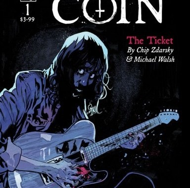 The Silver Coin #1 Review