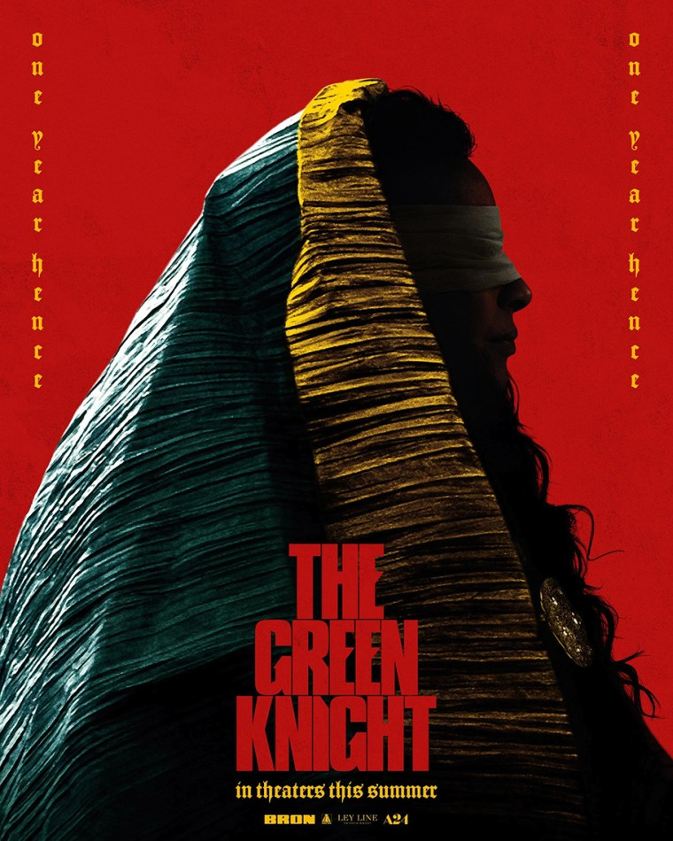 The Green Knight poster 4