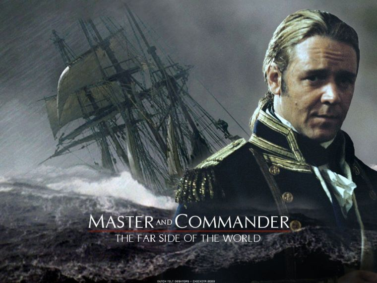 Master and Commander prequel