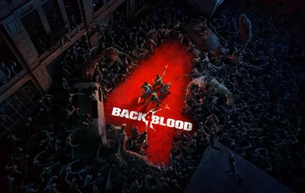 New Back 4 Blood Trailer