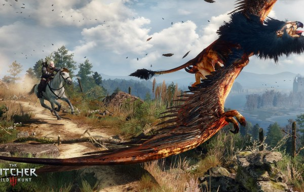 PlayStation Now The Witcher 3