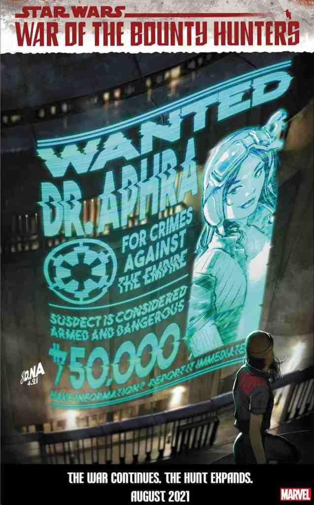 Aphra 13 WantedPosterVariant