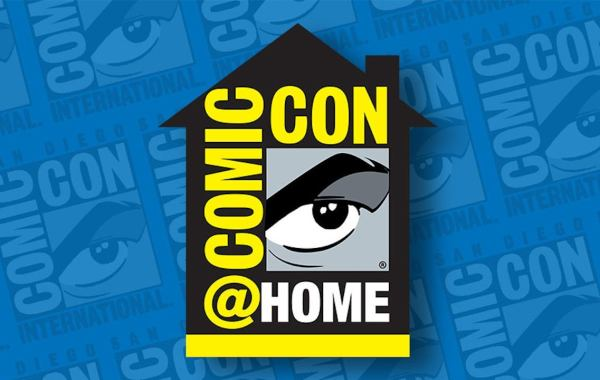 Comic-Con at Home 2021 Schedule