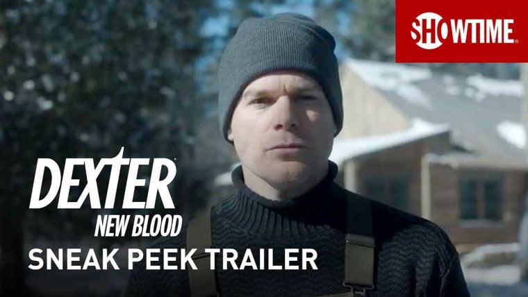 DEXTER NEW BLOOD Trailer DEXTER NEW BLOOD premiere date