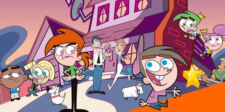 Live-Action THE FAIRLY ODDPARENTS Series