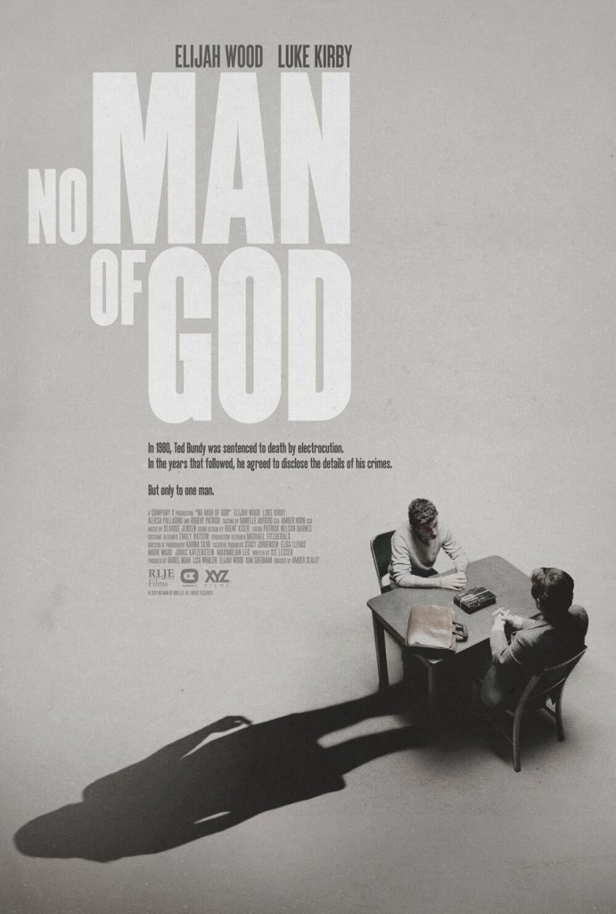 NO MAN OF GOD Trailer