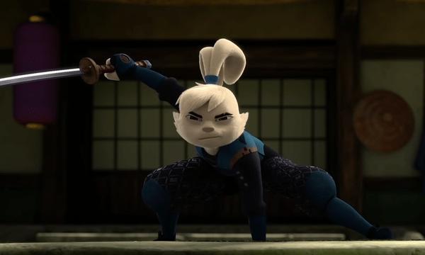 First Look at Samurai Rabbit The Usagi Chronicles