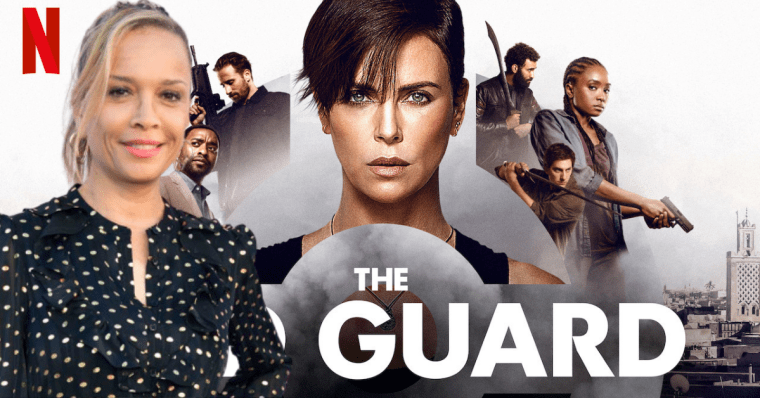 Victoria Mahoney to direct THE OLD GUARD 2