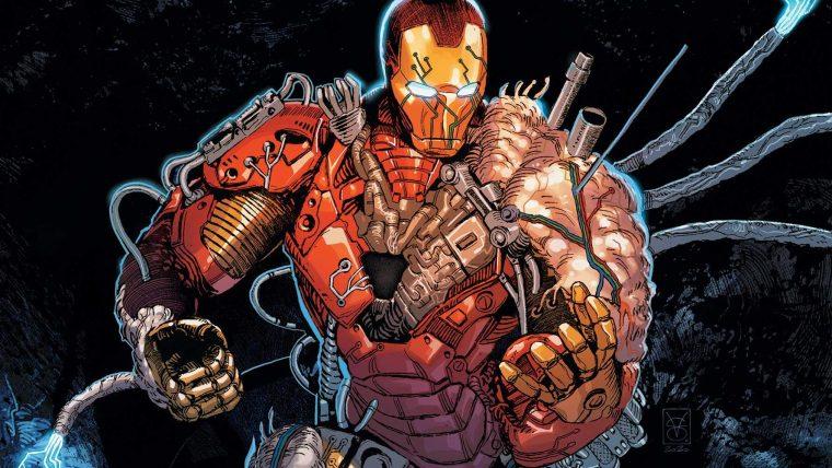 Darkhold Iron Man & Darkhold Blade