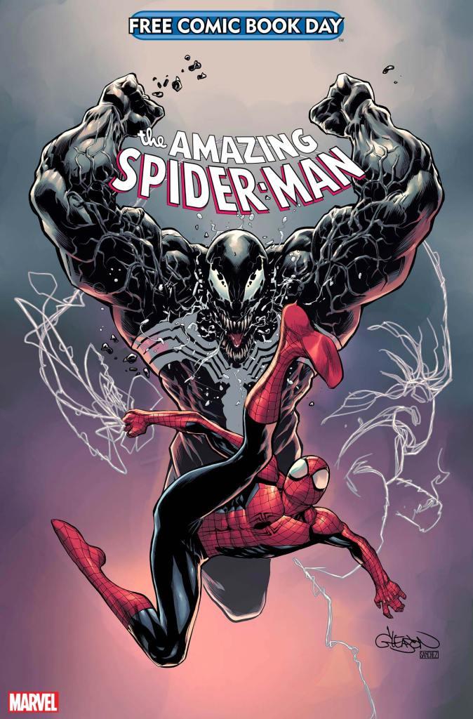 FCBD SpiderManVenom Cover 1