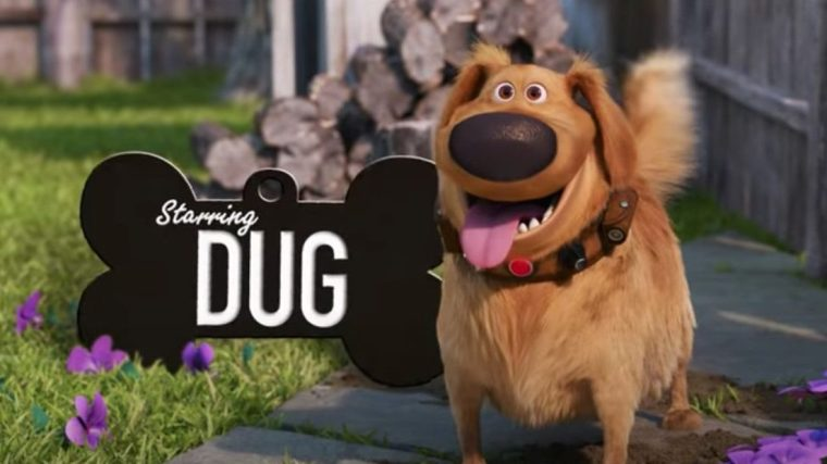 DUG DAYS Trailer Reunites Dug, Russell, Carl, and Squirrel From Pixar's UP For New Disney+ Series