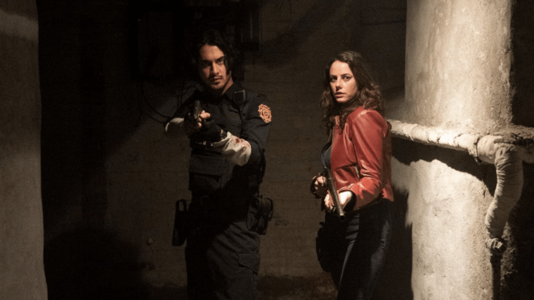 First Look at The RESIDENT EVIL WELCOME TO RACCOON CITY Film