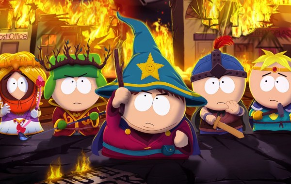 A New South Park Game Is In The Works