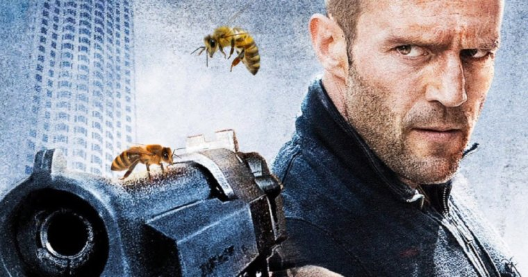 Jason Statham Is Set to Star in a Thriller About Bees Titled THE BEE KEEPER
