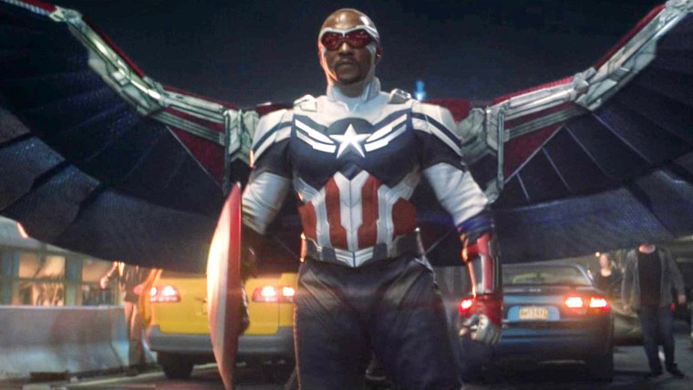 Anthony Mackie Closes Deal To Return as Sam Wilson in CAPTAIN AMERICA 4