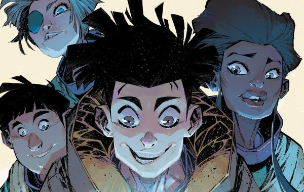 First Look at GOOD LUCK #4