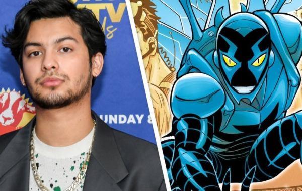 Xolo Maridueña in Talks to Star in the DC Film BLUE BEETLE