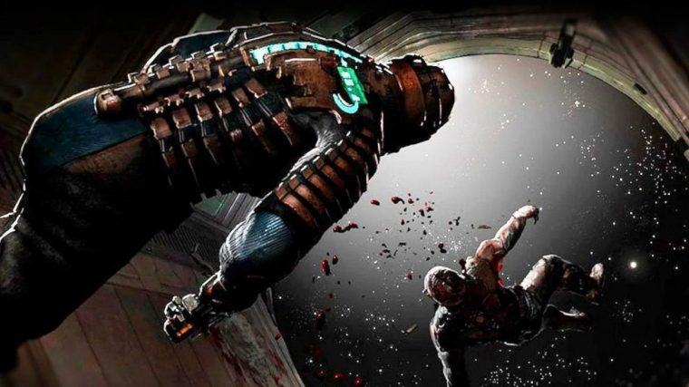 DEAD SPACE REMAKE Early Build Gameplay
