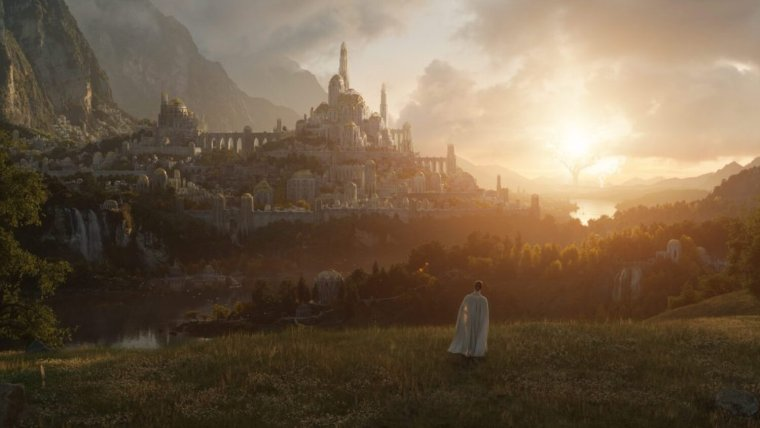First Look at the Amazon THE LORD OF THE RINGS Series and Premiere Date Announced