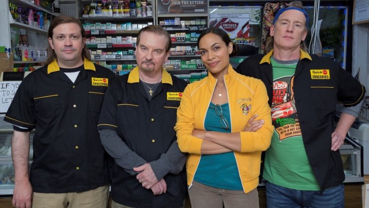 First Look at The Main Cast For Clerks III