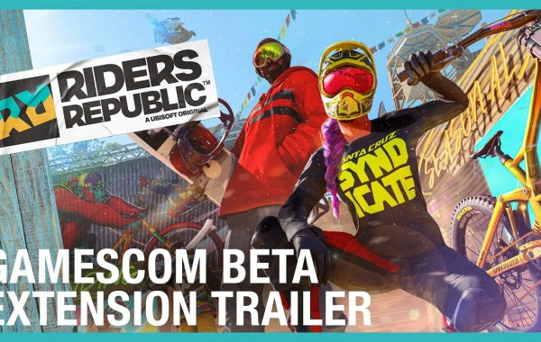 Riders Republic Beta Extended And Now Open To Public