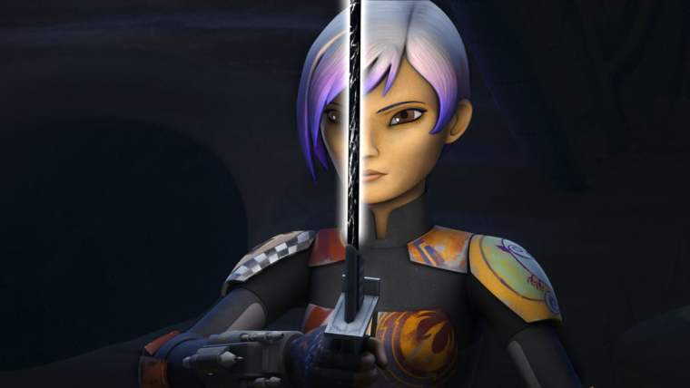 Lucasfilm is Currently Casting For Sabine Wren in STAR WARS AHSOKA