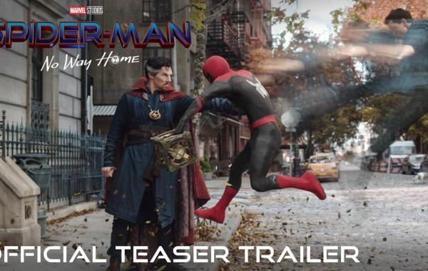 Spider-Man No Way Home Trailer