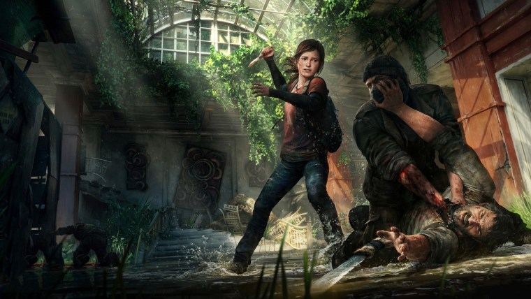 First Look At The Last Of Us TV Series