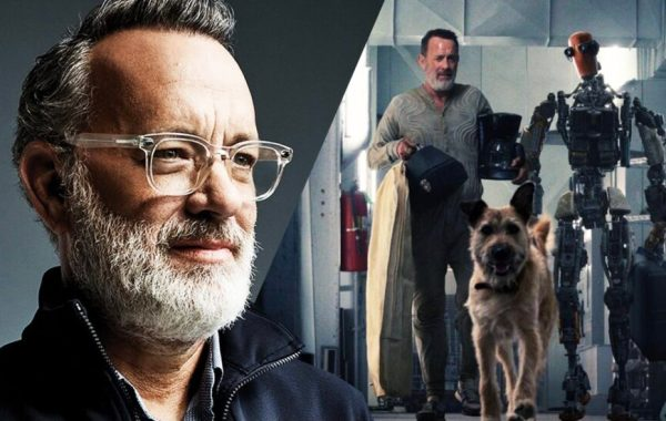 First Look at Tom Hanks Sci-Fi Drama FINCH