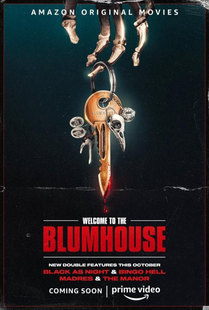welcome to the blumhouse poster3
