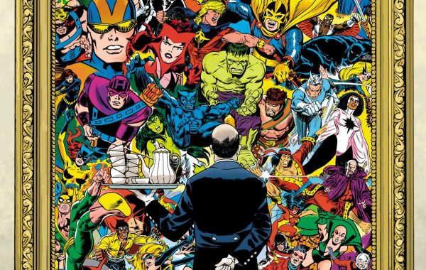 ALL-STAR ARTISTS CELEBRATE THE 750TH ISSUE OF AVENGERS WITH ALL-NEW COVERS
