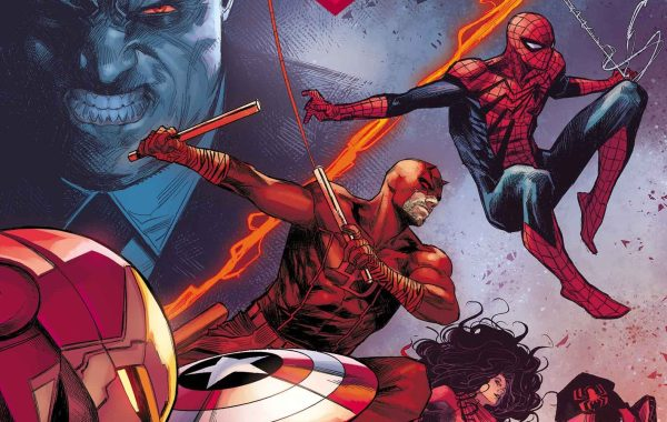 KINGPIN UNLEASHES HELL ON THE MARVEL UNIVERSE IN DEVIL'S REIGN