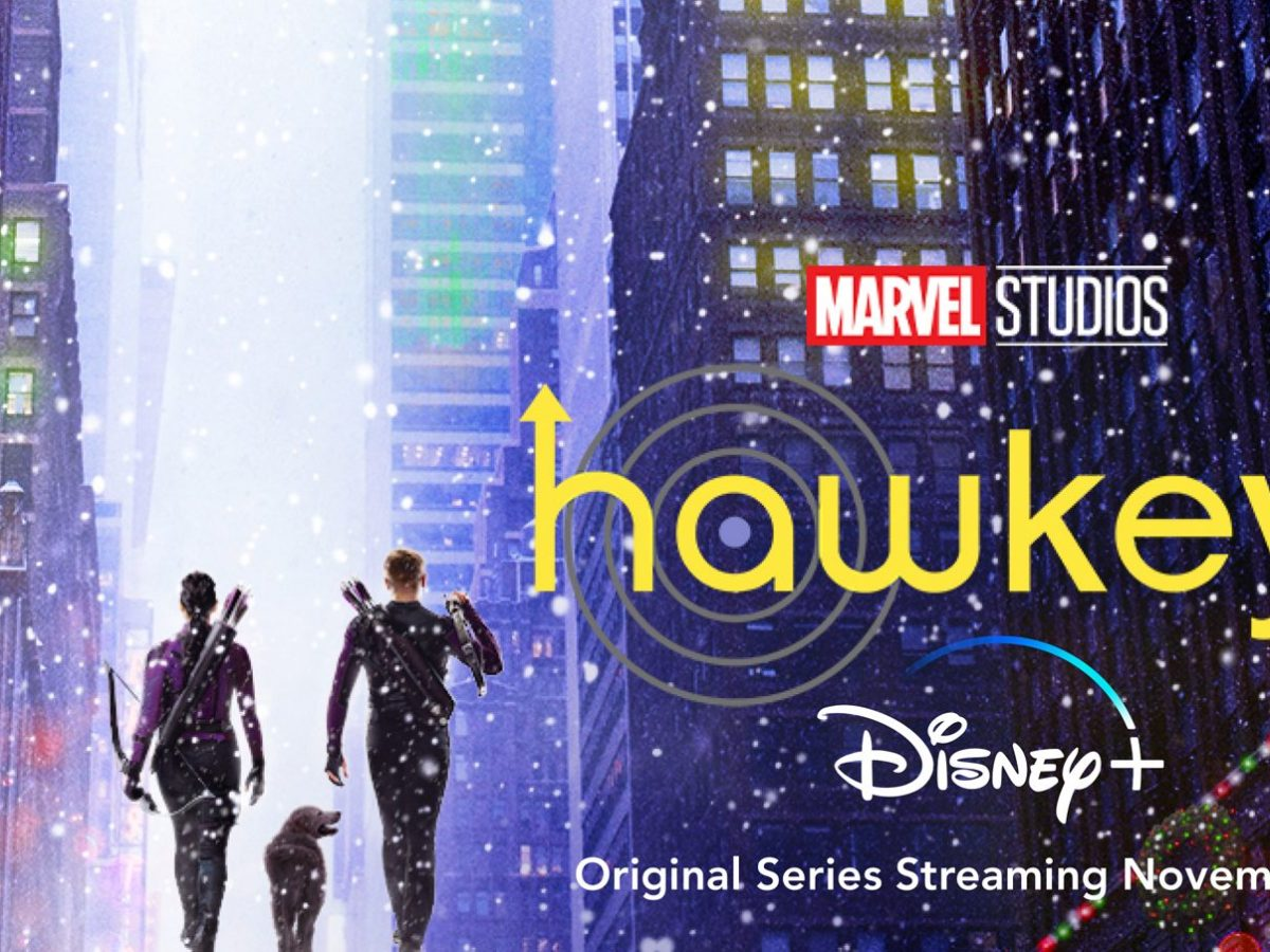 Marvel HAWKEYE Series Trailer Sees Clint Barton and Kate Bishop in Holiday Action