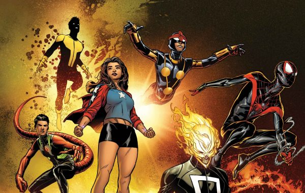 CHECK OUT ALL SIX MARVEL VOICES COMUNIDADES #1 VARIANT COVERS