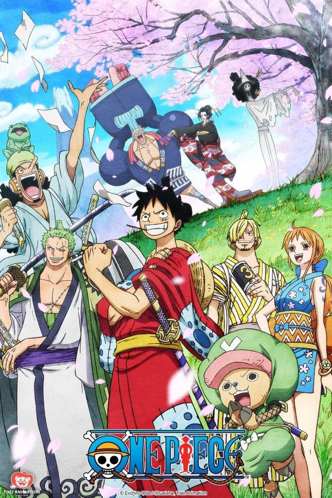One Piece, Crunchyroll Unveils Their 2021 Fall Line-Up
