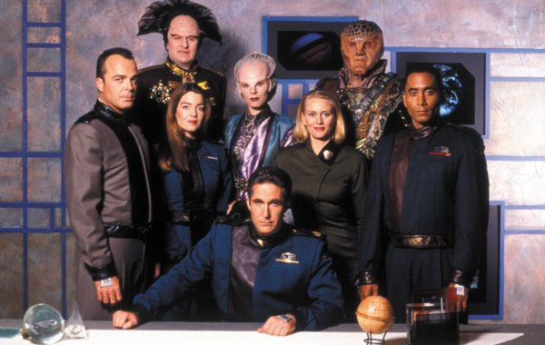 BABYLON 5 is Being Rebooted For The CW