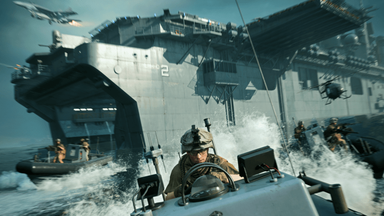Battlefield 2042 Has Been Delayed Until Later This Year