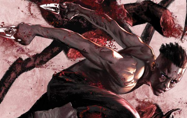 HOUSE OF SLAUGHTER #1 Variant Cover by Gabriele Dell'Otto