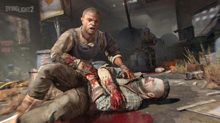 DYING LIGHT 2 STAY HUMAN Delayed To 2022