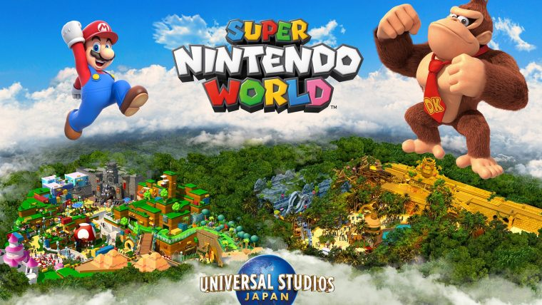Donkey Kong Area Coming to SUPER NINTENDO WORLD In 2024