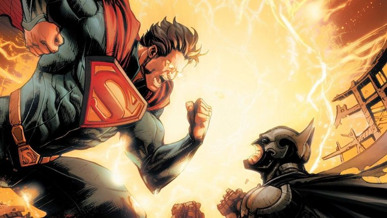 The Injustice Animated Film Arrives This October