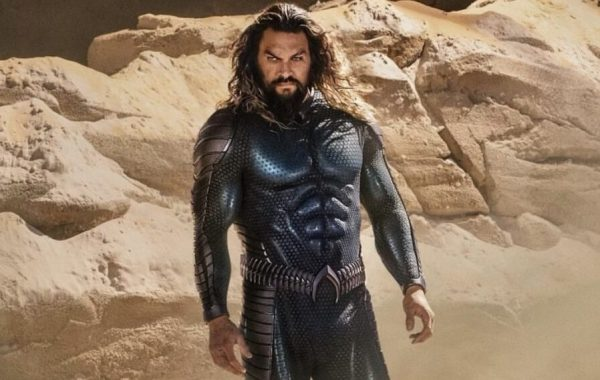 New Aquaman and the Lost Kingdom Images Reveal New Suit For Jason Momoa