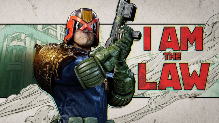 Judge Dredd Comes To Call Of Duty
