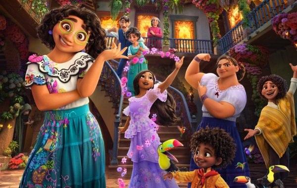 There Is Magic In The Air In New Trailer For The Upcoming Disney Film ENCANTO