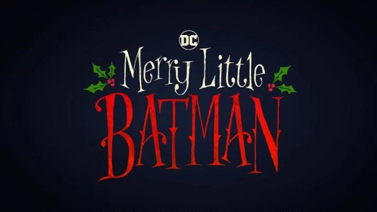 MERRY LITTLE BATMAN Holiday Animated Movie Announced By DC