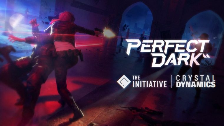 Crystal Dynamics and The Initiative Teaming Up For PERFECT DARK