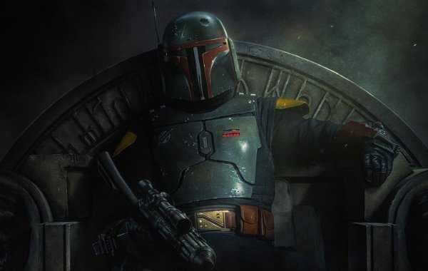 poster for star wars the book of boba fett reveals december premiere date