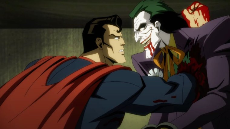 Watch Superman Wreak Havoc In Red-Band Trailer For The DC Animated Film INJUSTICE